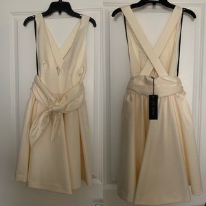 For rehearsal dinner but wore different dress